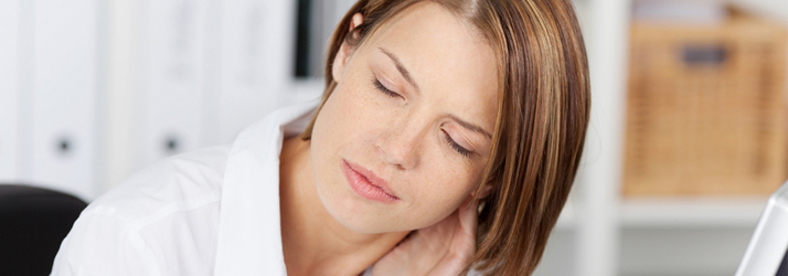 Chiropractic Care for Neck Pain in Shelburne VT
